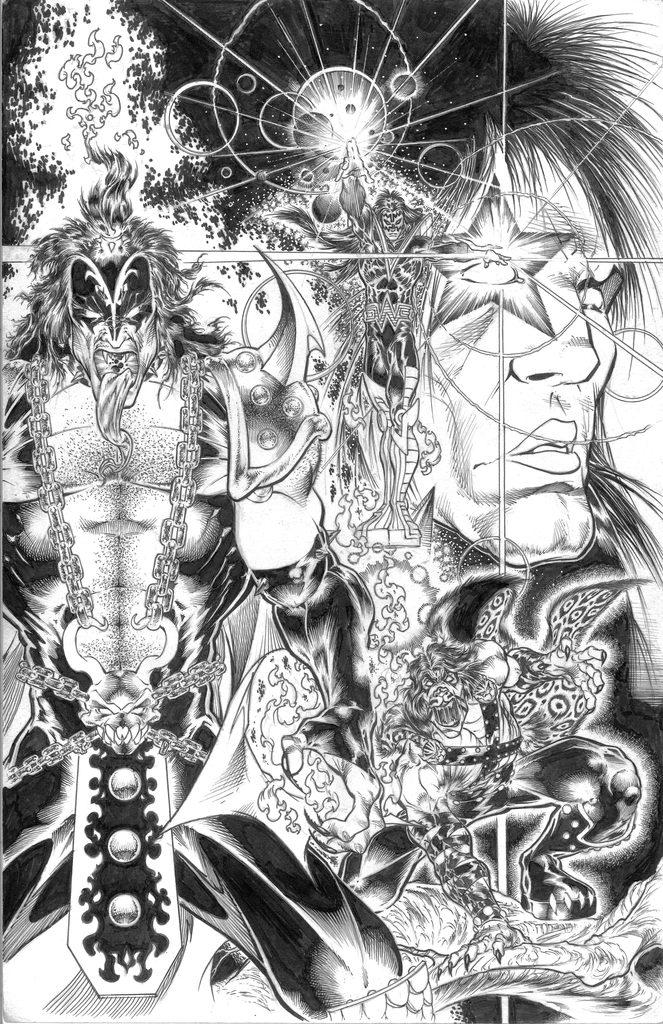 Anegl Medina Art Print
